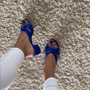 Gianvito Rossi sandals /mules
